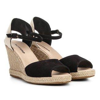 5f9e1de012 Sandálias Bottero Feminino Preto Tamanho 39 - Calçados