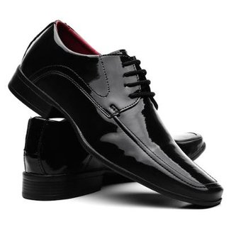9270d31339c Sapatos Social Vr Verniz Masculino