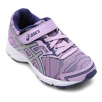 567b293c16ca6 Tênis Infantil Asics Hide And Seek Ps Feminino