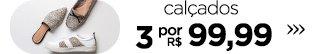 3 por R$ 99,99