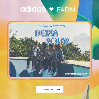 MK   Adidas + Farm