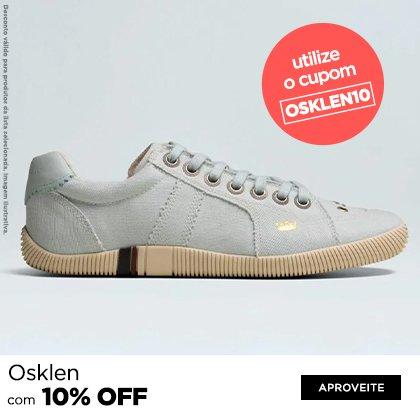 3P -  Osklen 10% Off (cupom)