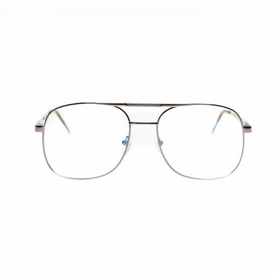 Óculos de Grau Thomaston Aviador Bronze - Compre Agora   Zattini 3c4a74c95c