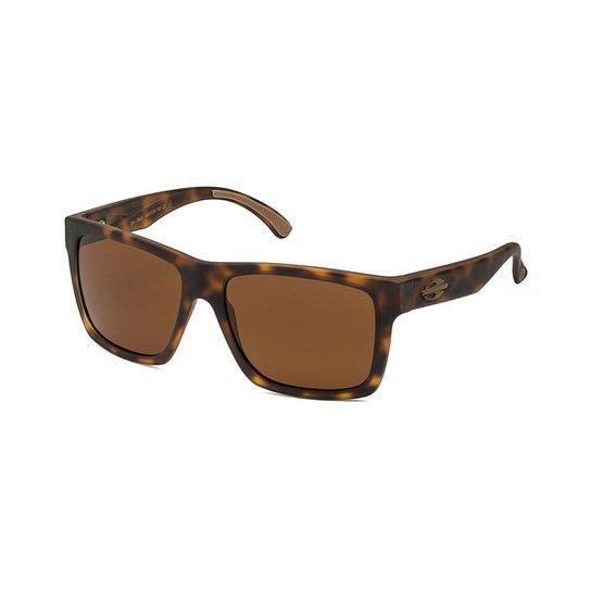 Oculos Sol Mormaii San Diego - Marrom Claro - Compre Agora  2588eb3457d