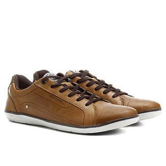 8905a75be Sapatênis Couro West Coast Sidney Masculino