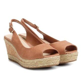 50aeb4755 Sandálias Bottero Marrom Claro - Calçados | Zattini