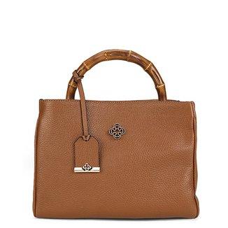 Bolsa Couro Capodarte Handbag Relax Feminina e25eddf03c1