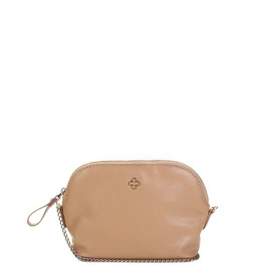 04b623e57 Bolsa Transversal Capodarte Soft New Feminina - Marrom Claro | Zattini