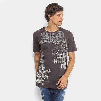 0360468a40 Camiseta MCD Box Full Lettering Masculina