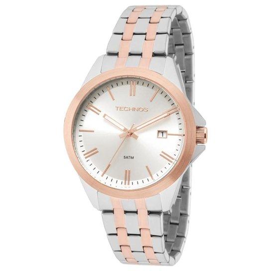 870b555b388 Relógio Technos Feminino Dress Analógico - 2115KRZ 5K 2115KRZ 5K - Bronze