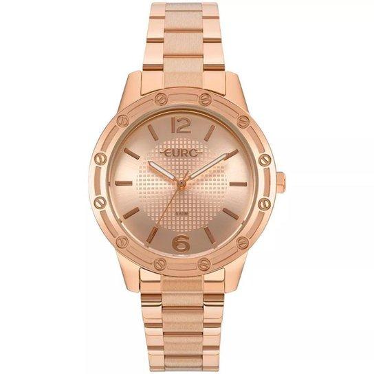 35ef7e8d25d Relógio Feminino Euro EU2035YNC 4J 40mm Aço - Compre Agora