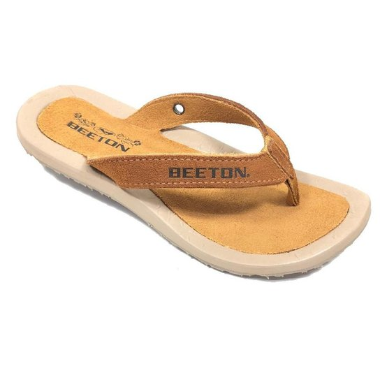 85bd1d3d9d Chinelo Beeton Canay Feminino - Marrom Claro - Compre Agora
