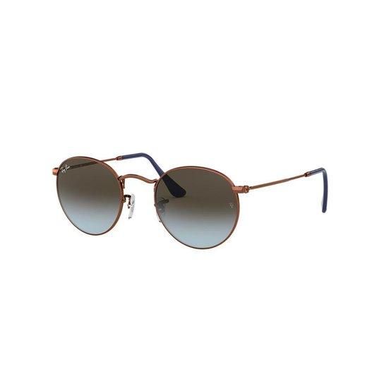 ac199339a Óculos de Sol Ray-Ban RB3447 Round Metal | Zattini