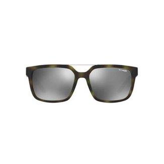 9aa3fd4a4e387 Óculos de Sol Arnette Quadrado AN4231 Petrolhead Masculino