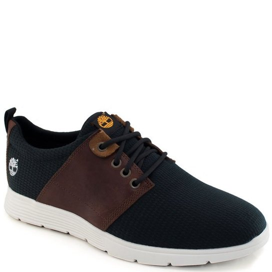 346a68c7eb Tenis Timberland Killington Oxford - Marrom e Preto
