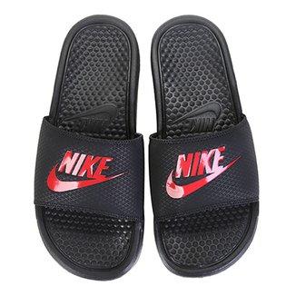 5ce6a6af08 Sandália Nike Benassi JDI Masculina