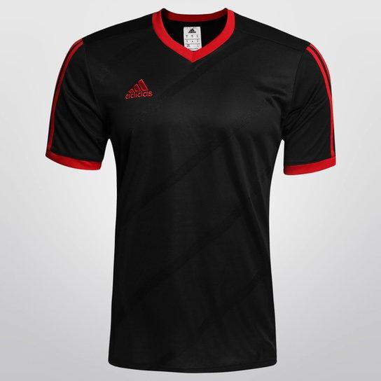 b225541f6b Camisa Adidas Tabela 14 - Preto+Vermelho