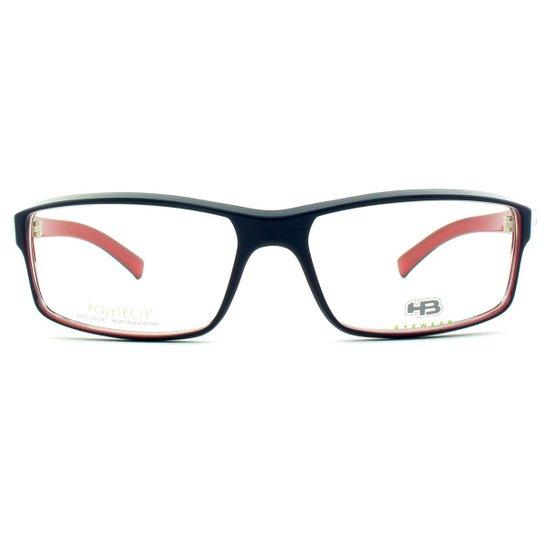 5bb692d83ac72 Armação de Óculos de Grau HB Polytech 93055 32933 54 - Compre Agora ...