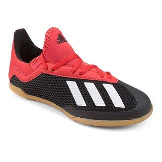 ef68661fec Chuteira Futsal Infantil Adidas X 18 3 IN