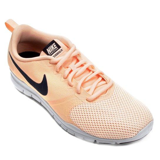 e6cbcee5617 Tênis Nike Flex Essential TR Feminino - Salmão - Compre Agora