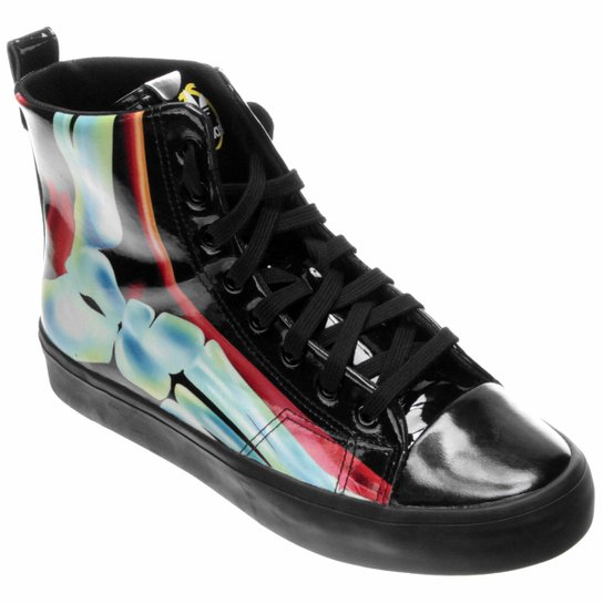 ddd47f14ed3 Tênis Adidas Honey 2.0 Rita Ora - Preto+Vermelho