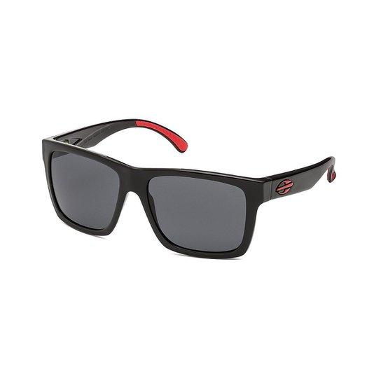 94fdcd711e55c Oculos Sol Mormaii San Diego - Preto e Vermelho - Compre Agora