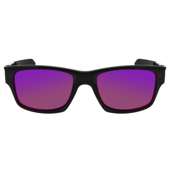 df94418fb728f Óculos de Sol Oakley Jupiter Squared OO9135P - Black Ink Red Iridium  Polarized - Preto