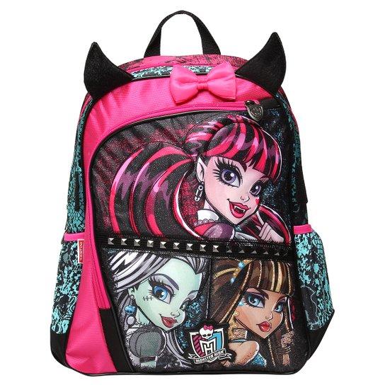 8f13126e8 Mochila Sestini Monster High - Compre Agora | Zattini