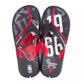 6faa361239a73 Chinelo Rider R Line NBA Masculino