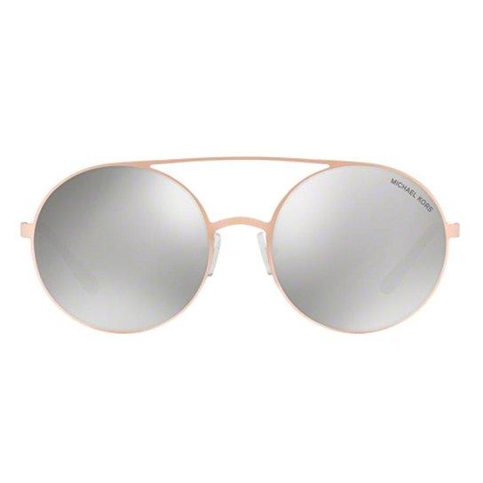 7b10247ea0bae Óculos de Sol Michael Kors MK - Nude - Compre Agora