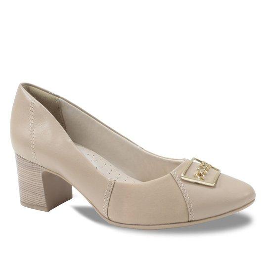 47a40e46d Sapato Comfortflex Feminino com Fívela - Compre Agora