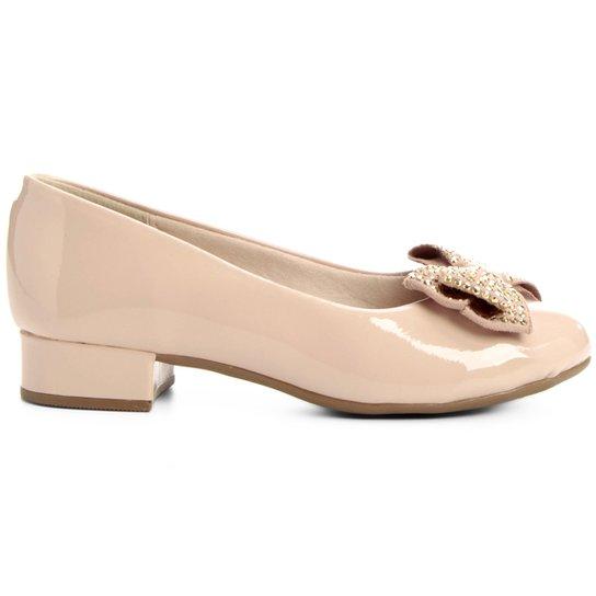 7fc7f990e Sapato Molekinha Verniz Laço - Compre Agora   Zattini