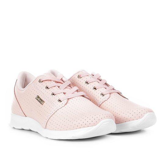 403b4ebd0d3 Tênis Couro Kolosh Jogging Perfuros Feminino - Compre Agora