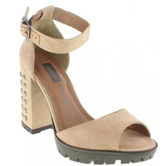 5d03a9b01 Sandálias Dakota Feminino Nude - Calçados   Zattini