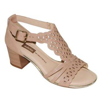 377e73d46f Sandálias Dakota Nude Tamanho 40 - Calçados
