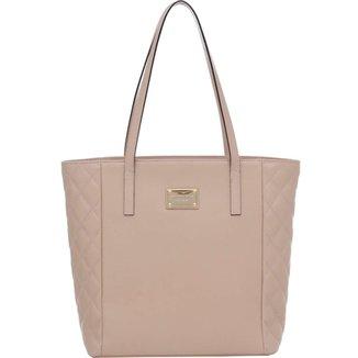 12657a296 Bolsa Smart Bag Couro Tiracolo