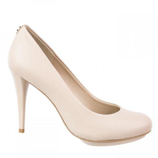 35b6a85673 Sapato Feminino Jorge Bischoff - Nude - Compre Agora