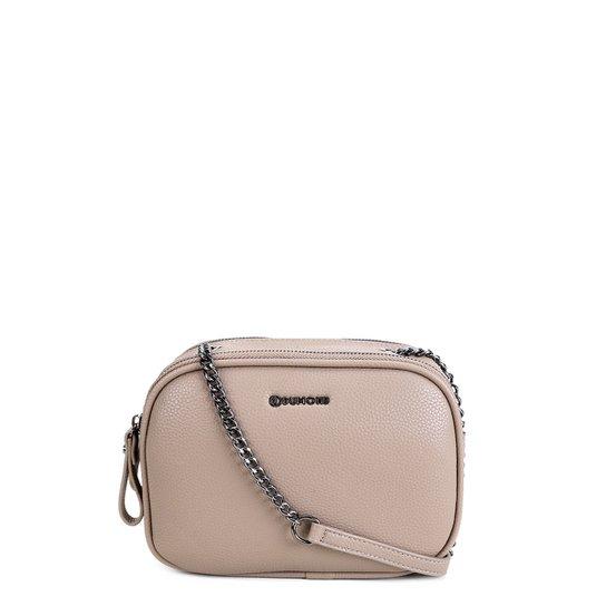 57f288bee Bolsa Dumond Mini Bag Soft Relax Feminina - Nude | Zattini