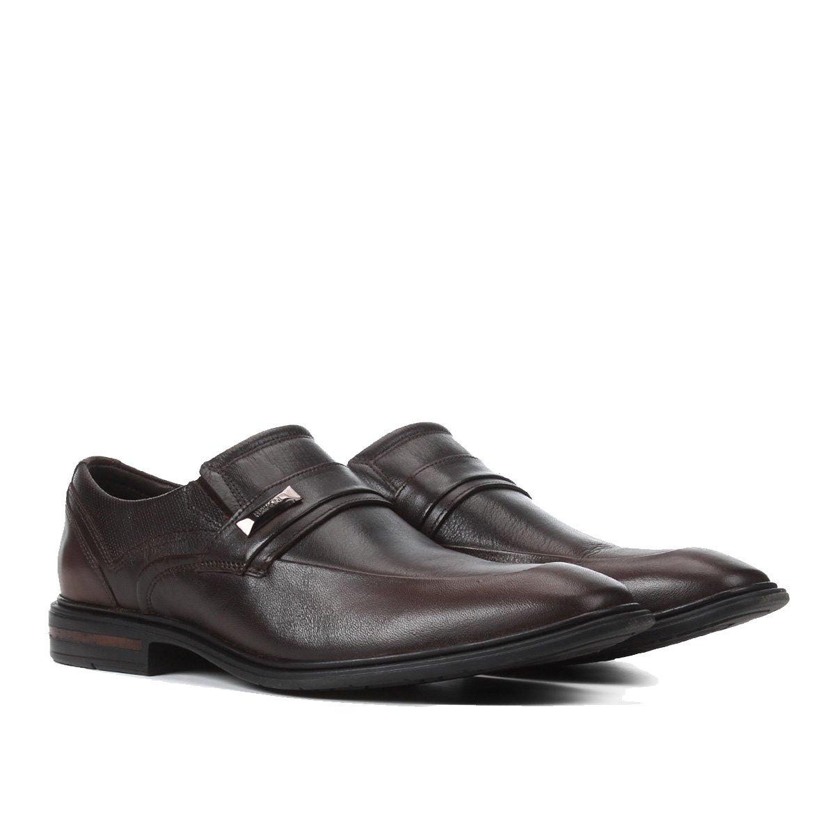 Sapato Social Couro Ferracini Londres I