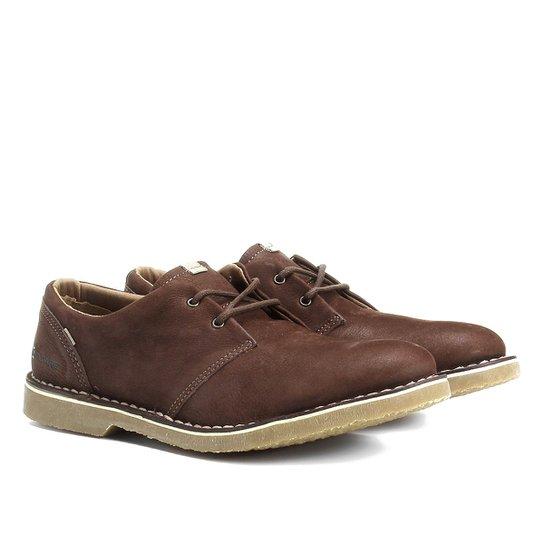 0f2ac82bd5 Sapato Casual Couro Kildare Sahara - Compre Agora