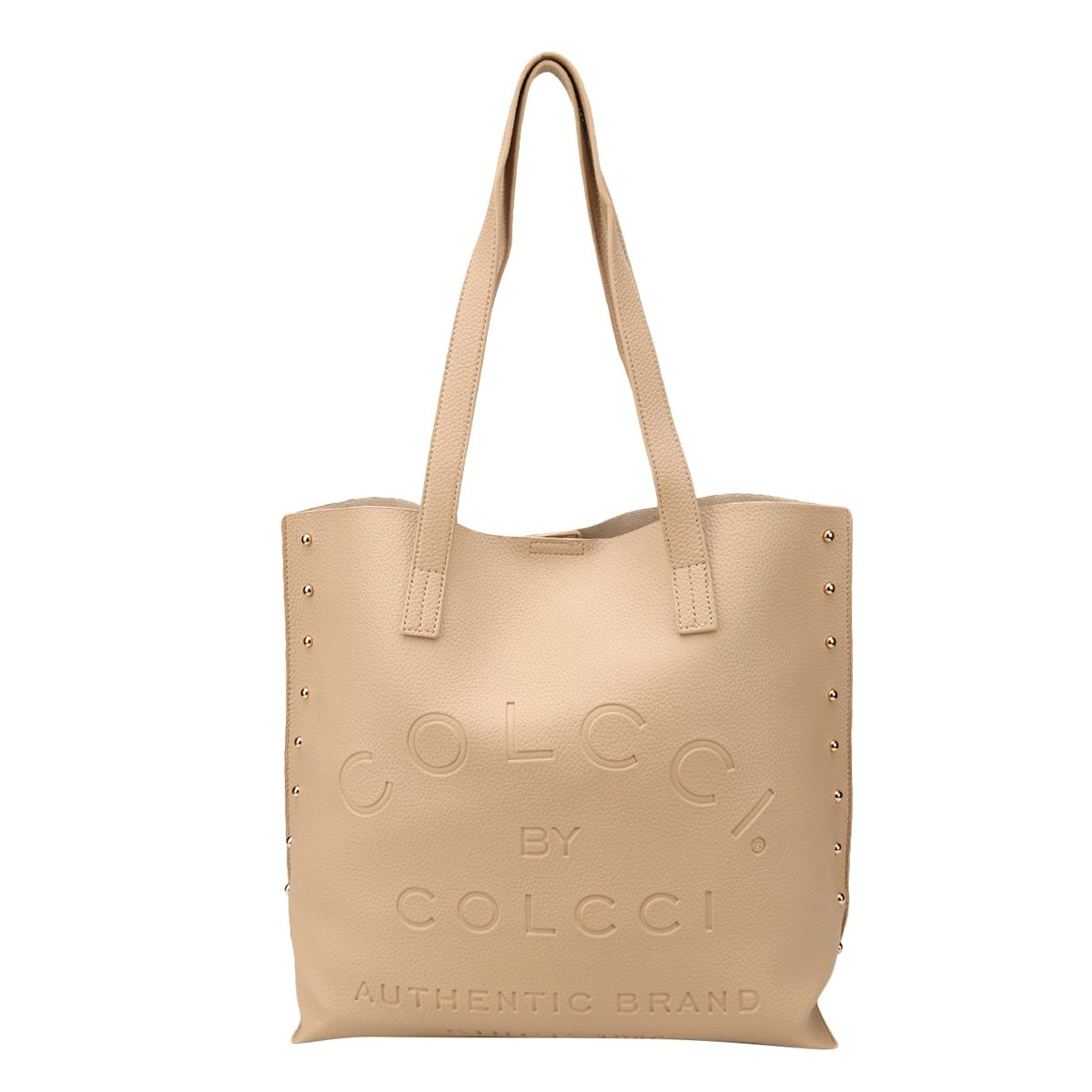 467024aa9 Bolsa Colcci Shopper Tachas Feminina