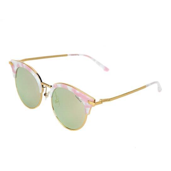 f844d915e01a7 Óculos de Sol Colcci Gatinho Brilho Feminino - Compre Agora   Zattini