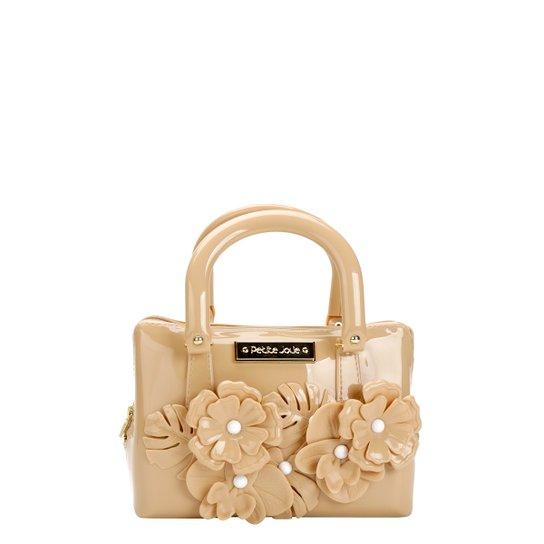 Bolsa Petite Jolie Mini Bag Flores Feminina - Compre Agora  9803d4aaf16