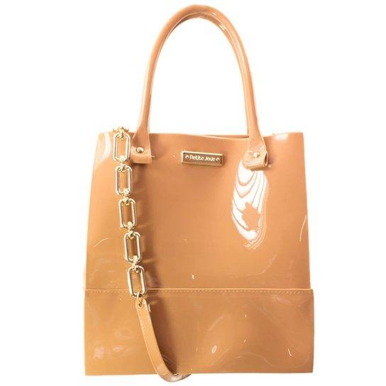 417a7efe4f Bolsa Shopper Petite Jolie PVC J-Lastic - Compre Agora