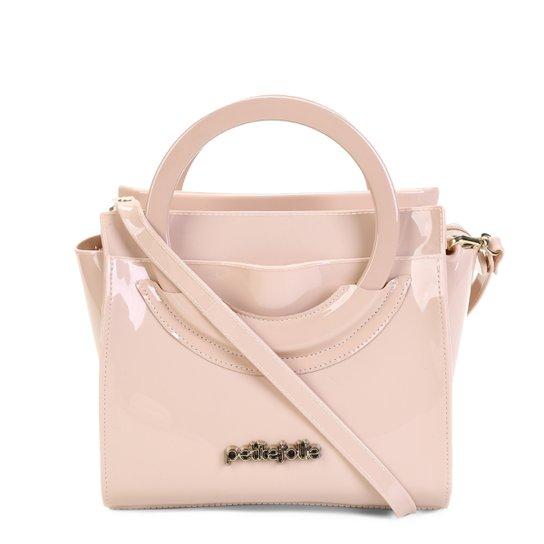 d5311916fa Bolsa Petite Jolie Mini Bag Verniz Feminina - Compre Agora