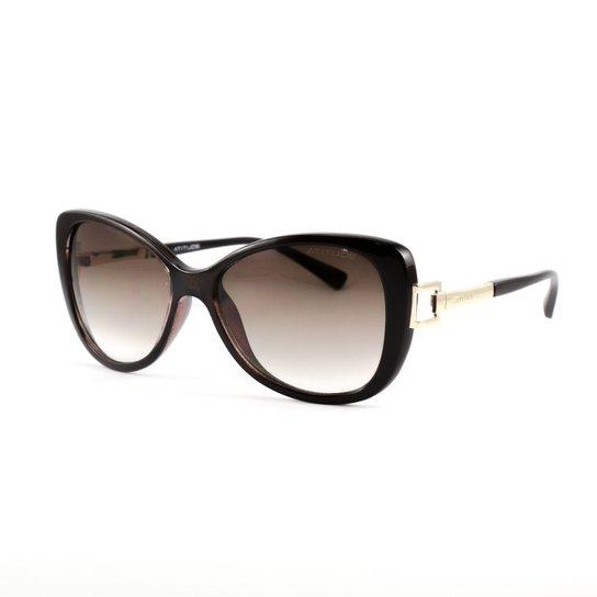 Óculos Atitude De Sol - Compre Agora   Zattini a815532911