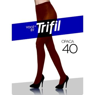 24d6f4106 Meia-Calça Feminina Trifil Fio 40 Natural