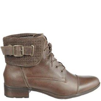 050963e3781 Bota Couro D R Shoes Feminina
