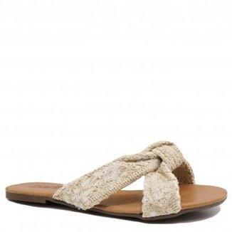 9cb887e9f8 Rasteiras Zariff Shoes Nude - Calçados