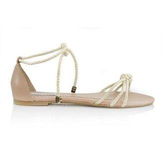 ea7c411a51867 Sandália Vegano Shoes Luisa Mell - Libelula